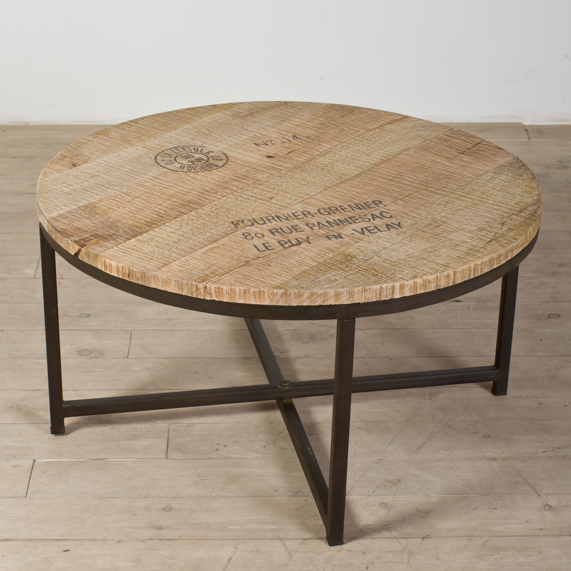 round coffee table plans free
